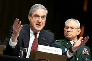 Federal Bureau of Investigation Director Robert Mueller