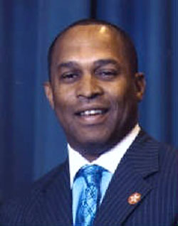 D.C. Councilmember Harry Thomas Jr.