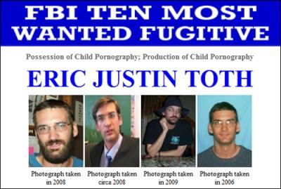 FBI Eric Justin Toth